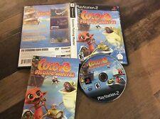 Cocoto Fishing Master (Sony PlayStation 2, 2008) Used Free US Shipping