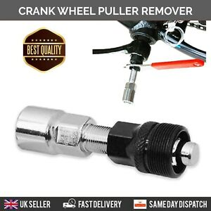 Bicycle Crank Puller Wheel Remover Extractor Pedal Tool Road Mountain Bike MTB
