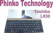 New Black Keyboard for Toshiba Satellite L830 L830D L840 L840D L845