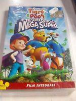 DVD I MIEI AMICI TIGRO E POOH TRE SUPER DETECTIVE MEGA SUPER DISNEY