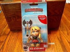Httyd Dragons Wave 2 Action The Loyal Subjects Vinyl Astrid Night 1/12