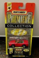 Matchbox Superfast Premiere Collection Mitsubishi Spyder Mint Sealed Blister