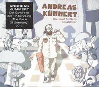 ANDREAS KÜMMERT / THE MAD HATTERS NEIGHBOUR * NEW DIGIPACK CD 2012 * NEU *