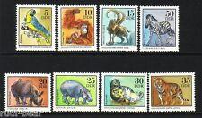 DDR Nr.  2030-37  **    Zootiere