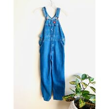 Dickies Teens Blue Jean Overalls Size M Excellent Pre-owned Condition