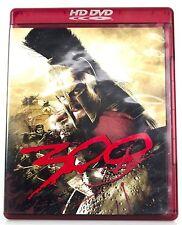 300 (HD DVD, 2007) Regular DVD or Hi Def DVD