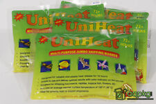 10 - UniHeat 72 Hour Shipping Warmers - Disposable Heat Packs - Fresh & 72 HR