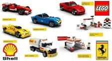 Shell LEGO Collection Ferrari - 40190 40191 40192 40193 40194 40195 40196