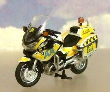GREAT 1/43 TINY MODELS BMW R900 RT MOTORBIKE HONG KONG AA HKAA 100TH ANNIVERSARY