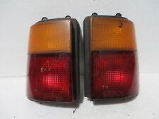 MAZDA MPV 89-98 TAIL LIGHT SET DRIVER LH+ PASSENGER RH OEM