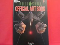 Phil soma official art book / Playstation, PS1 w/Disk