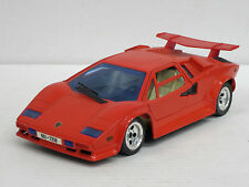 Lamborghini Countach in rot, 1/24, Majorette, ohne OVP (mit Elektrokabel)