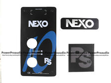 NEXO PS10 Logo Badge
