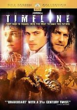 Timeline (Full Screen) - DVD - GOOD