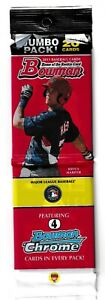 2011 Bowman rack pack Bryce Harper clearly showing on back, BP1 ** See descrip *