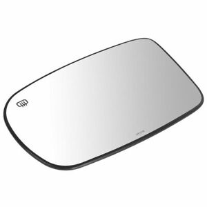 OEM 68101147AA Heated Power Manual Folding Mirror Glass w/ Backing LH for Dodge