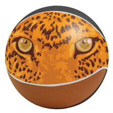 """9.5"""" Leopard Basketball Toys Balls Sports Collectibles Gifts Prizes"""