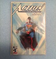 DC ACTION COMICS #1000 GABRIELE DELL'OTTO EXCLUSIVE VARIANT COVER LIMITED NEW