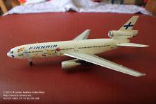 Aviation200 Finnair McDonnell Douglas DC-10-30 Moomins Color Diecast Model 1:200
