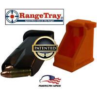 RangeTray Magazine SpeedLoader for Sig Sauer SP2022 40 & 357 .40 & .357 ORANGE