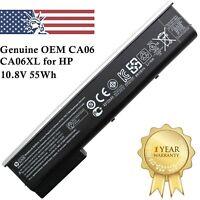 CA06 Genuine Battery for HP ProBook 640 645 650 655 G0 G1 HSTNN-DB4Y 718756-001