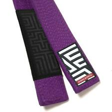 Albino and Preto Classic Herringbone Belt A2 Purple Brand New