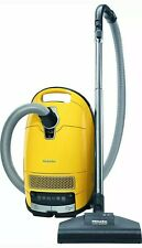 Miele Complete C3 Calima PowerLine SGFE0 Canister Vacuum Cleaner CANARY YELLOW