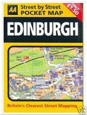 Pocket Map Edinburgh (Sheet Map, folded, 3 Rev ed)