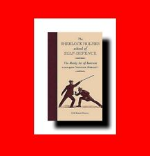 ☆HYBRID MARTIAL ARTS BOOK:BARTITSU: SHERLOCK HOLMES SCHOOL OF SELF-DEFENSE:TECH%