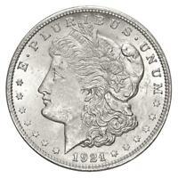 1921 Morgan Silver Dollar VG+