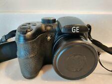 GE X5 14.1MP Digital Camera Black