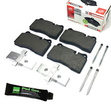FERODO OE FRONT BRAKE PAD FITTING KIT FITS: RANGE ROVER 3.6 4.2 05-13 BBK0086A