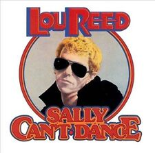 Sally Can't Dance [Remaster] by Lou Reed (CD, Feb-2001, RCA)