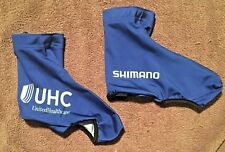 Jakroo United Healthcare Shimano Thermal Cycling Shoe Covers Men's Small