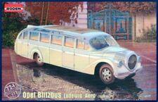 "OPEL BLITZBUS LUDEWIG ""AERO"" (1937) #724 1/72 RODEN"