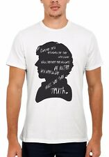 Sherlock Holmes British Detective Men Women Vest Tank Top Unisex T Shirt 1728