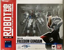 Bandai Robot Spirits Damashii Mobile Suit Gundam  Freedom #183 Action Figure