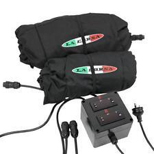 LA CORSA DIGITAL V5 TYRE WARMERS FOR RACEBIKES AND TRACKBIKES 120+180-200