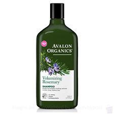 Avalon Organics volumizing ROSEMARY SHAMPOO, 325ml
