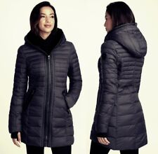Pajar Cece Lightweight Down Long Puffer Jacket Navy up to -4 F /-10°C sz  S $400