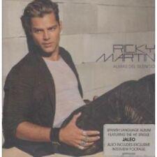 Spanische Ricky Martin's Promo Edition Musik-CD