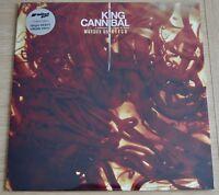 "King Cannibal - Virgo / Murder Us - NEW 12"" Vinyl Single SEALED Ninja Tune 2009"