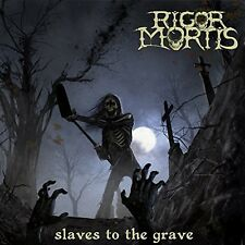 Rigor Mortis - Slaves to the Grave [New CD] With DVD