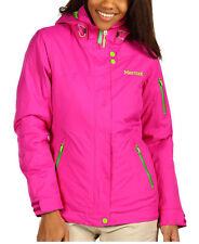 Marmot Julia Women 3-n-1 Component Snowboard Snow Ski Jacket Lipstick Pink Large