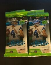 2020 Panini Absolute Football Value Pack