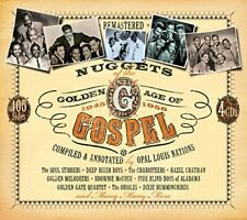 Nuggets Of The Golden Age Of Gospel 1945-1958 [CD]