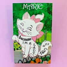 Disney Inspired Marie Fantasy Pin The Aristocats LE 50