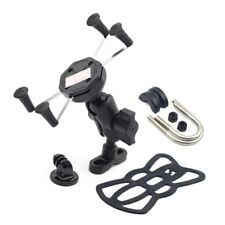 Universal Mobile Phone Motorcycle Handlebar Mount Holder
