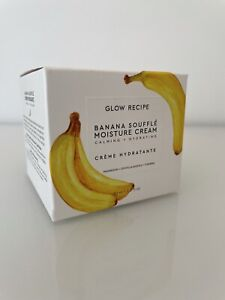 Glow Recipe Banana Souffle Moisture Cream - 50ml, Sealed Box. Expiry 06/22