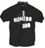 Blunt Numero Uno Shirt Large Mens Dress Shirt Button Up Formal Designer Top L